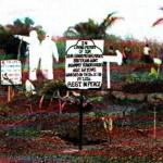 Ebola-Friedhof