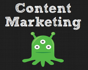 Content Marketing Monster