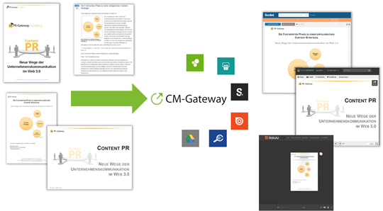 CM-Gateway Distribution
