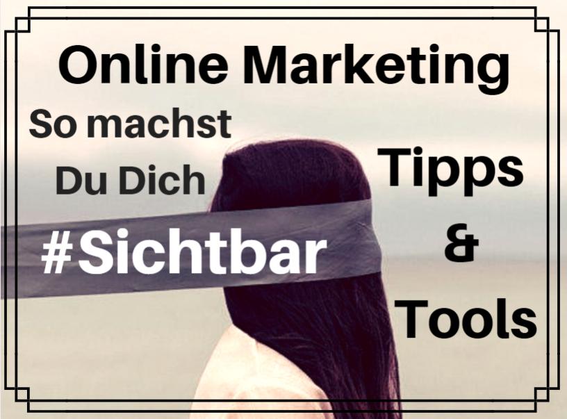 Blogparade #sichtbar Online Marketing