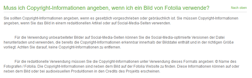 Copyright-informationen-fotolia