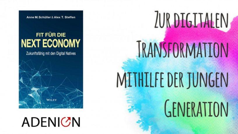Zur digitalen Transformation mihilfe der jungen Gerneration